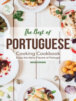 cover image of The Best of Portuguese Cooking Cookbook