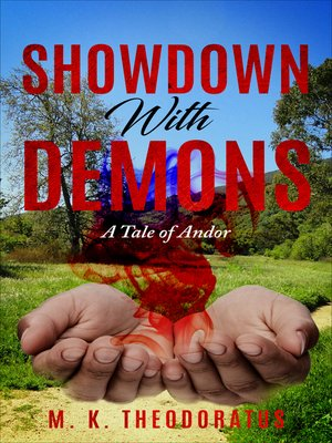 cover image of Showdown With Demons