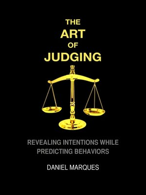 cover image of The Art of Judging
