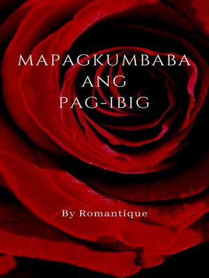 cover image of Mapagkumbaba ang Pag-ibig