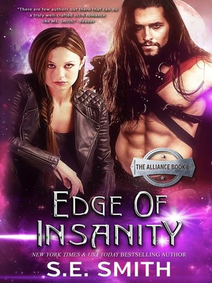 cover image of Edge of Insanity