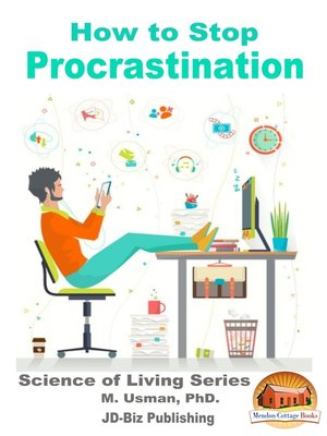 cover image of How to Stop Procrastination