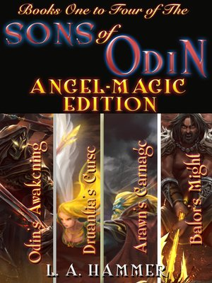 cover image of Books One to Four of the Sons of Odin; Collector's Edition