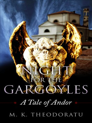 cover image of Night for the Gargoyles