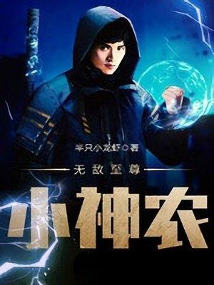 cover image of 无敌至尊小神农
