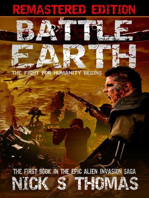 cover image of Battle Earth [Remastered Edition] (Book 1)