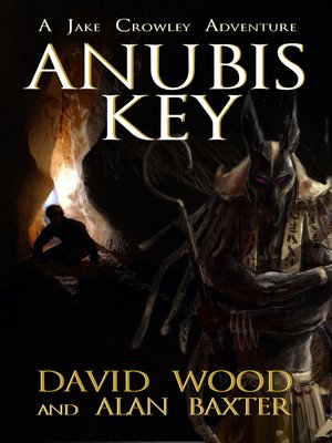 cover image of Anubis Key- a Jake Crowley Adventure