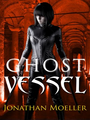 cover image of Ghost Vessel