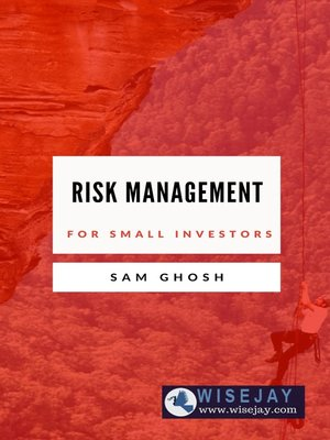 cover image of Risk Management for Small Investors