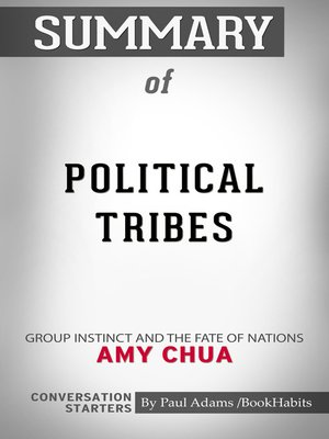 cover image of Summary of Political Tribes