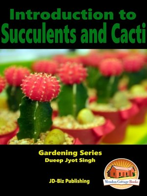 cover image of Introduction to Succulents and Cacti