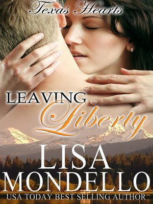 cover image of Leaving Liberty, a Western Romance