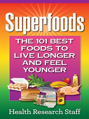 cover image of Superfoods
