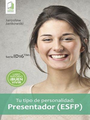 cover image of Tu tipo de personalidad