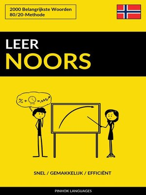 cover image of Leer Noors