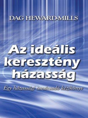 cover image of Az ideális keresztény házasság
