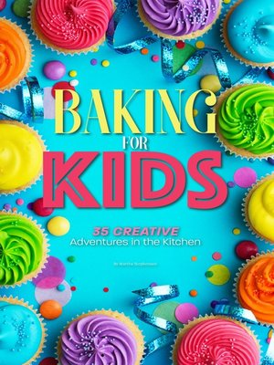 cover image of Baking for Kids
