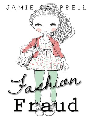 cover image of Fashion Fraud