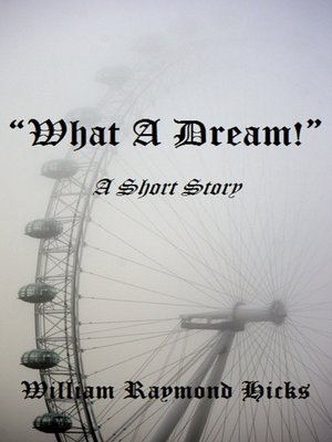 "cover image of ""What a Dream!"""