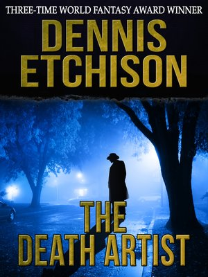 cover image of The Death Artist