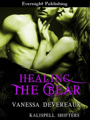 cover image of Healing the Bear
