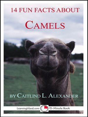 cover image of 14 Fun Facts About Camels