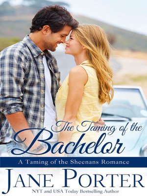cover image of The Taming of the Bachelor
