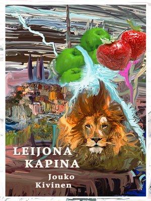 cover image of Leijonakapina
