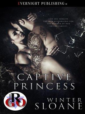 cover image of Captive Princess