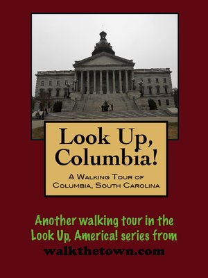 cover image of A Walking Tour of Columbia, South Carolina