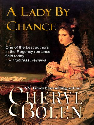 cover image of A Lady by Chance (Historical Regency Romance)