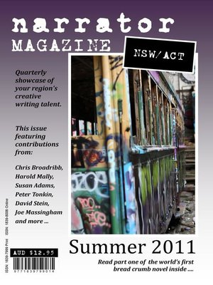 cover image of Narrator Magazine NSW/ACT Summer 2011