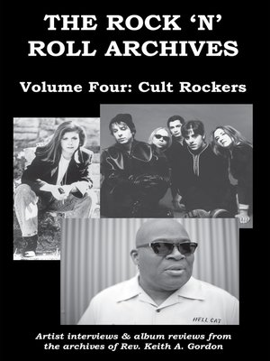 cover image of The Rock 'n' Roll Archives, Volume Four