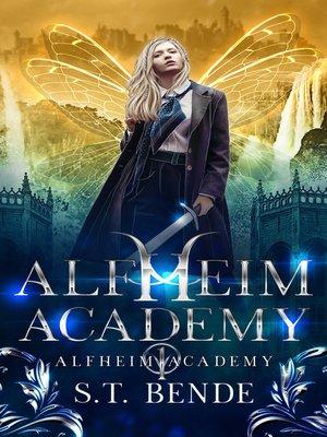 cover image of Alfheim Academy (Alfheim Academy