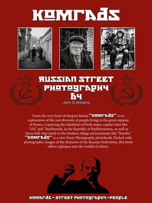 cover image of Komrads Russian Street Photography by John D Williams