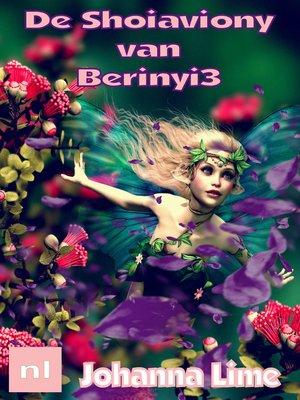 cover image of De Shoiaviony Van Berinyi3