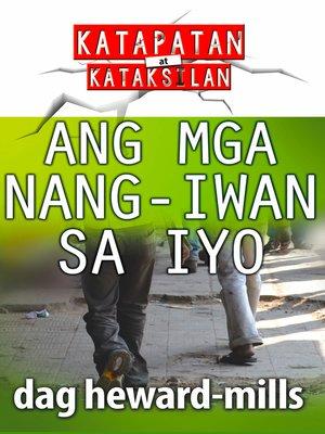 cover image of Ang Mga Nang-Iwan Sa Iyo
