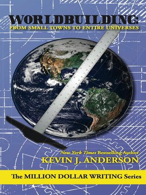 cover image of Worldbuilding