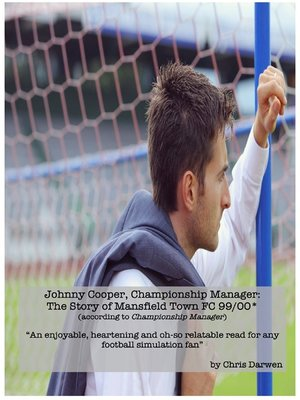 cover image of Johnny Cooper, Championship Manager