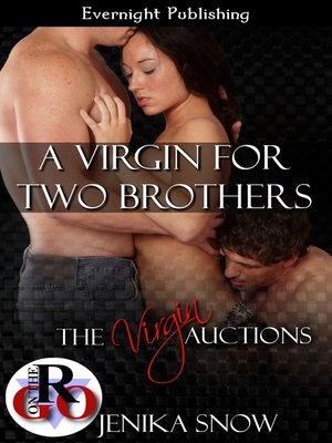 cover image of A Virgin for Two Brothers