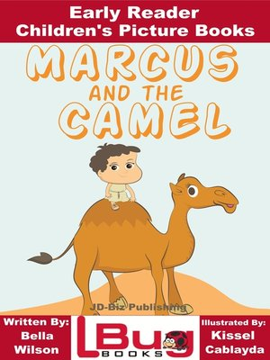 cover image of Marcus and the Camel