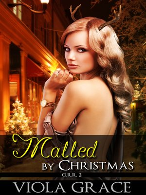 cover image of Malled by Christmas