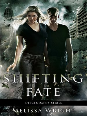 cover image of Shifting Fate