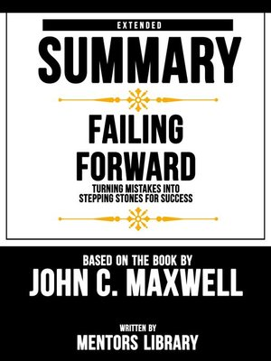 cover image of Extended Summary / Failing Forward