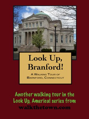 cover image of A Walking Tour of Branford, Connecticut