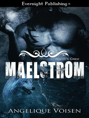cover image of Maelstrom