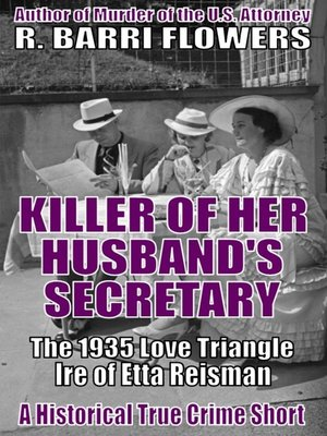 cover image of Killer of Her Husband's Secretary