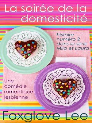 cover image of La soirée de la domesticité