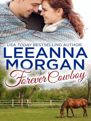 cover image of Forever Cowboy