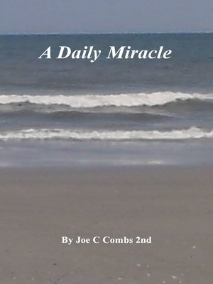 cover image of A Daily Miracle